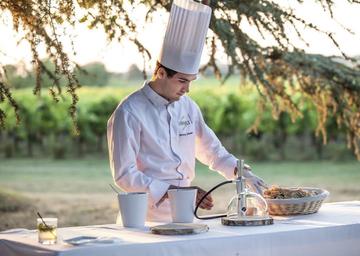 Gastronomie haut de gamme et traiteur événementiel à Bordeaux et sa région